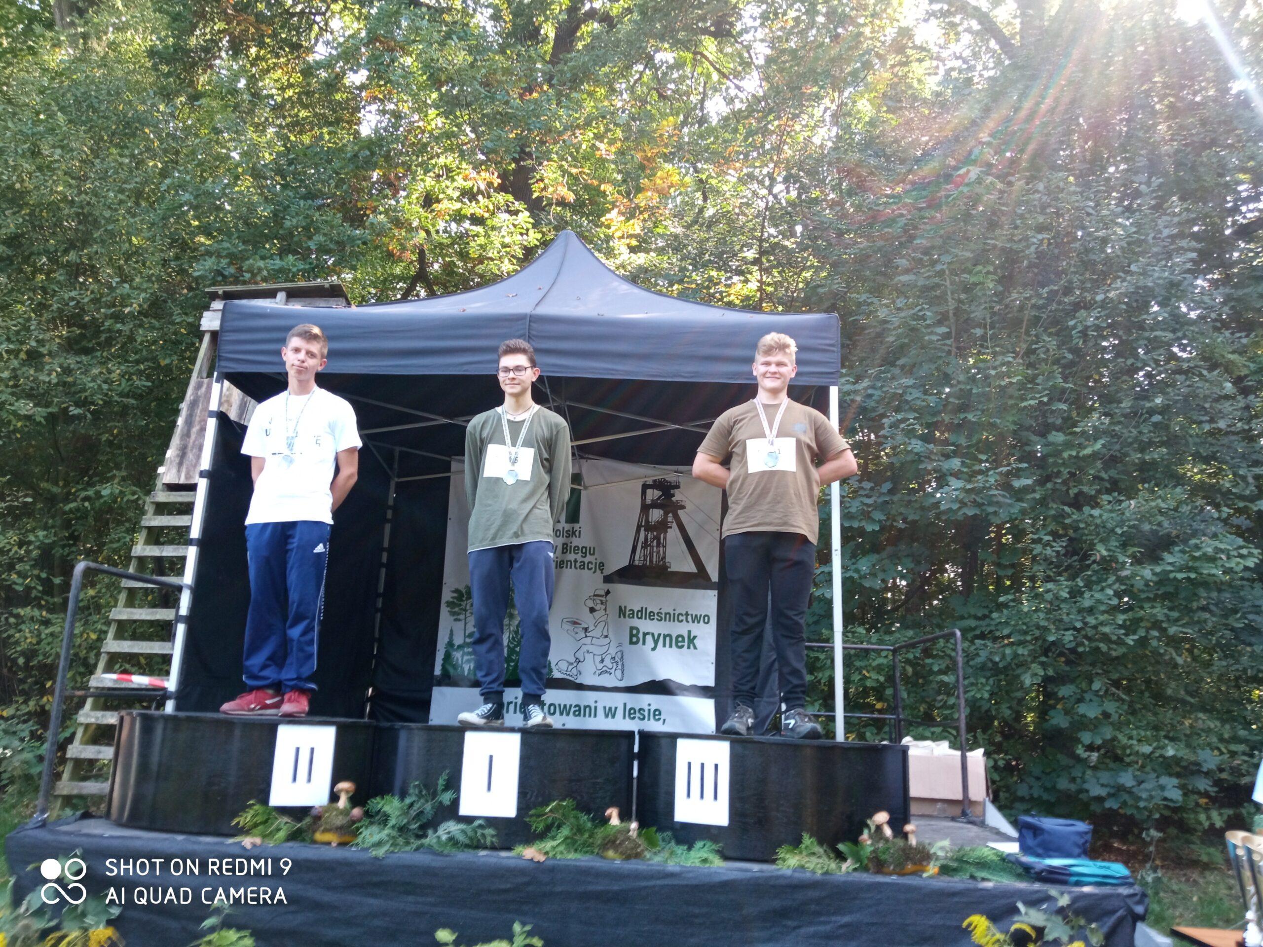 Nasi na podium (2)